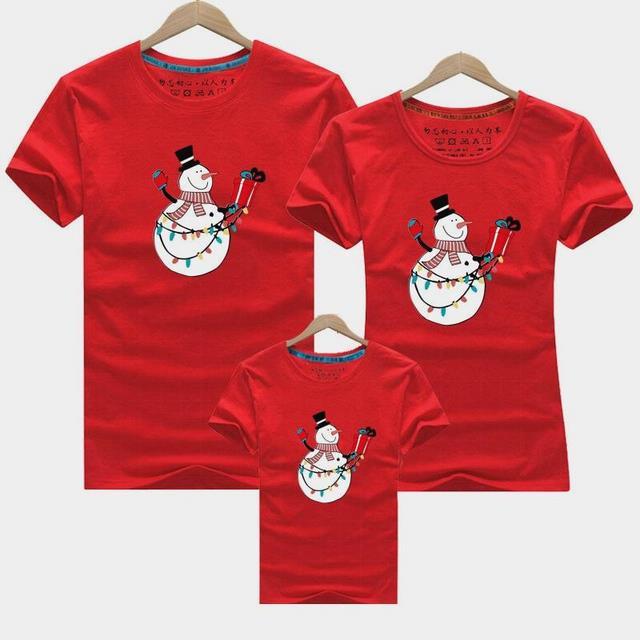 Сочетающаяся одежда для семьи